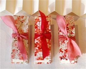 ~Cherries and Cream, An accordion book collection~