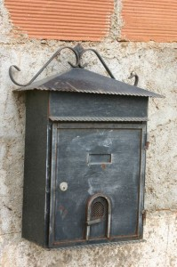 ~A Mailbox always welcomes a Letter~