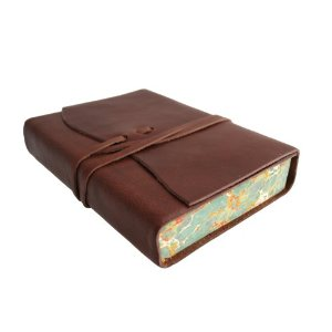 Cavallini Roma Lussa Leather Journal