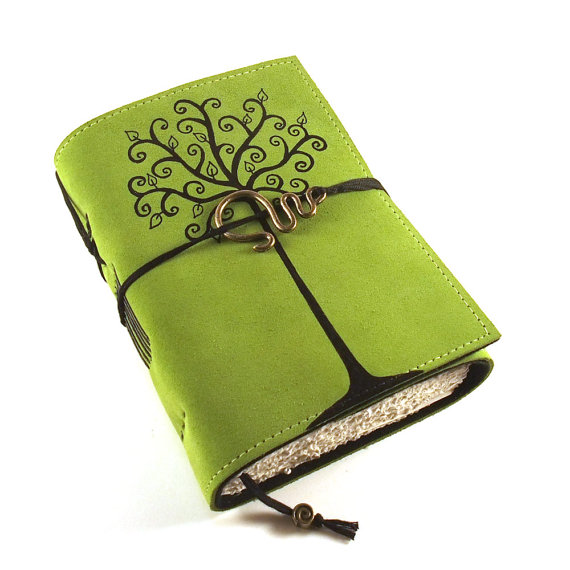 Leather Journals, Journal Writing