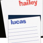 Affordable Personalized Stationery For Kids