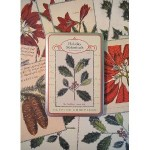 Holiday Postcards, Seasons Greetings, Postcard