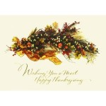 Beautiful Thanksgiving Stationery