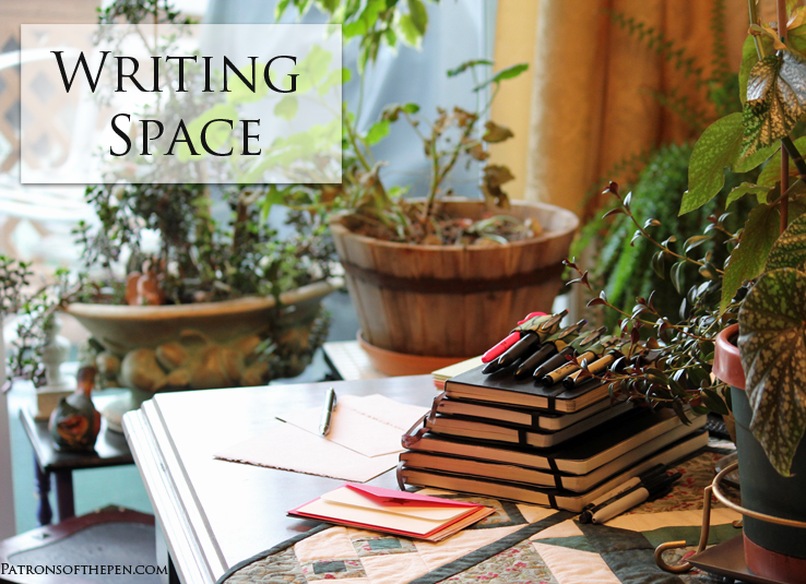 Creating Your Personal Writing Space